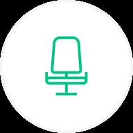 人体工学座椅